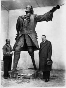 Blas de Lezo estatua Cartajena