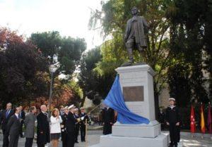 Blas de LEzo estatua madrid Colon