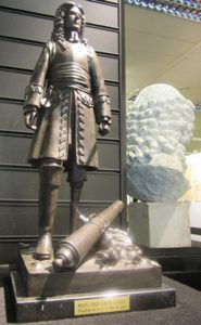 Blas de Lezo estatua museo