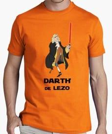 Blas de Lezo camiseta Naranja
