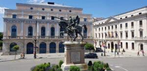 Cid Campeador Burgos Estatua