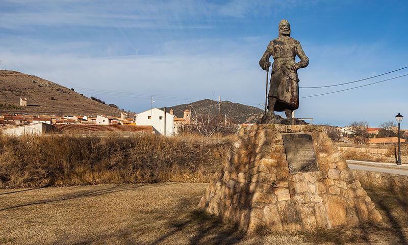 Cid Campeador Poyo del Cid Teruel