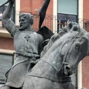CID CAMPEADOR VAlencia estatua