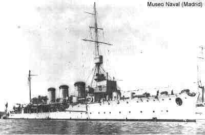 Crucero Ligero Blas de Lezo