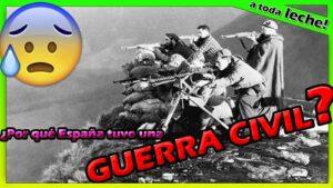 Causas guerra civil española