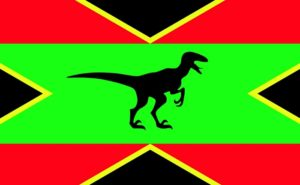 Bandera de la III Republica Lecherista Ilustrada