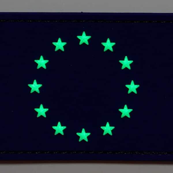 Europa Flag Glow in the dark